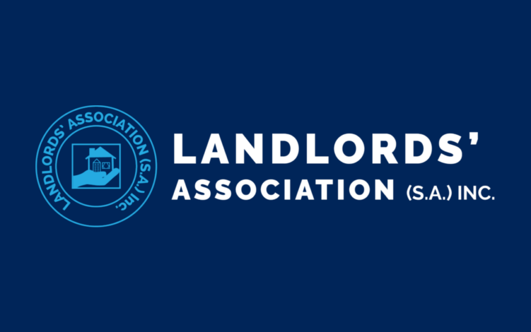 Landlords' Association (S.A.) Inc. Newsletter May 2019